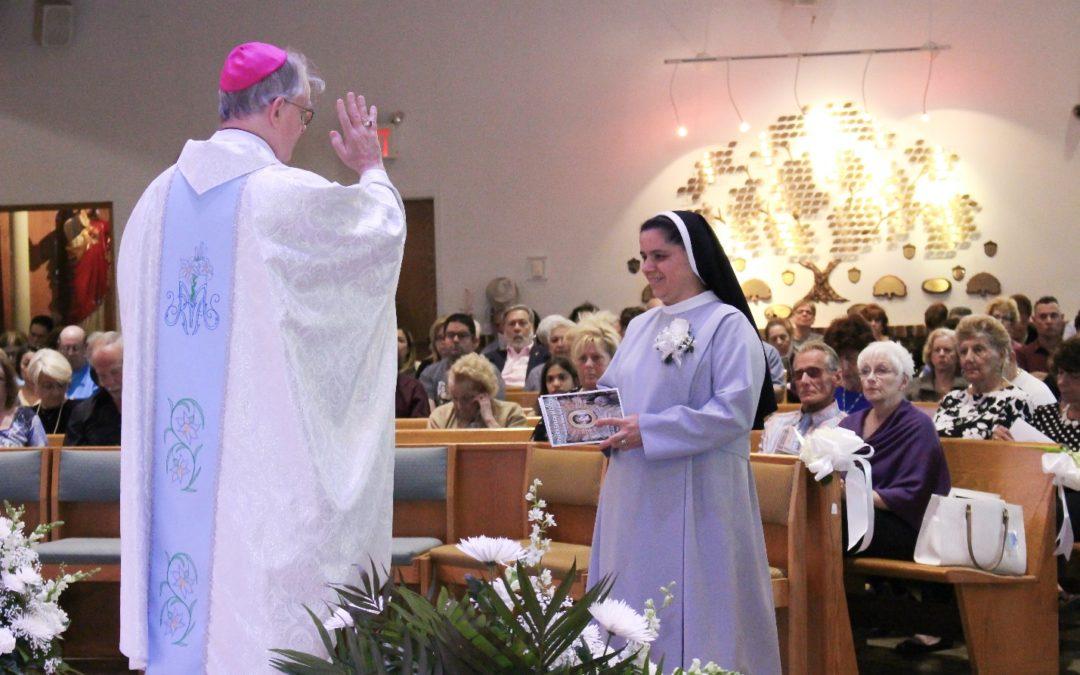 Sister Elida Ocampos' Silver Jubilee